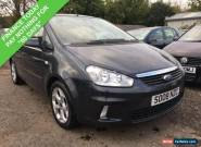 2008 08 FORD C-MAX 1.8 TDCI ZETEC 5DR 116 BHP DIESEL for Sale