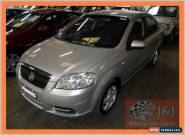 2007 Holden Barina TK MY07 Silver Manual 5sp M Sedan for Sale