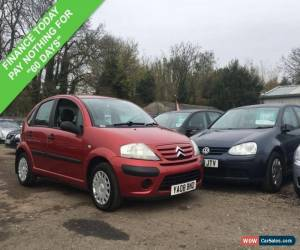 Classic 2008 08 CITROEN C3 1.1 VIBE 5DR 60 BHP for Sale