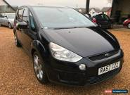 Ford S-MAX 2.0TDCi ( 140ps ) 2007.75MY Titanium Full Mot 12/2018 and service for Sale