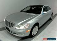 2007 Mercedes-Benz S-Class S600 for Sale