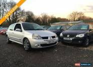 2005 05 RENAULT CLIO 1.1 DYNAMIQUE 75 BHP**FULL SPORT REPLICA** for Sale