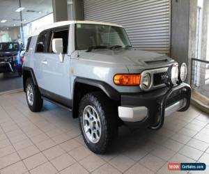 Classic Toyota FJ Cruiser 4x4 Automatic Wagon 4L Petrol- 02 9479 9555 Finance TAP for Sale