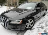 Audi: A8 Black for Sale