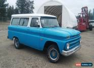 1966 Chevrolet C-10 Carryall for Sale