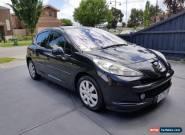 2007 Peugeot 207 XT for Sale