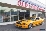 Classic 2007 Ford Mustang GT Coupe 2-Door for Sale