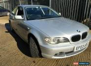 BMW 318ci 2Dr for Sale