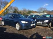 2006 06 BMW 3 SERIES 320D 2.0 SE 4DR 161 BHP DIESEL for Sale