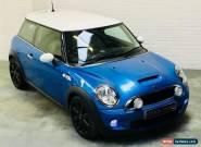 MINI Cooper S Chili 1.6 Petrol Manual Blue 2009 R56 Chilli for Sale