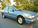 1993 FORD FAIRLANE NC II GHIA AUTOMATIC SEDAN. LOW K'S, 1 OWNER. Suit NA, NF, NL for Sale