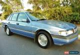Classic 1993 FORD FAIRLANE NC II GHIA AUTOMATIC SEDAN. LOW K'S, 1 OWNER. Suit NA, NF, NL for Sale