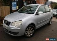 2005 (55) Volkswagen Polo 1.4 75 PS SE Silver 5 Door Long MOT Finance Available for Sale