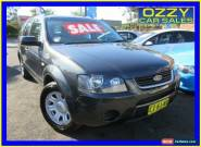 2007 Ford Territory SY TX (RWD) Grey Automatic 4sp A Wagon for Sale