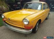volkswagen 1972 Type 3 Fastback for Sale