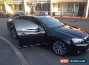 holden wm caprice 2011 V8 AFM SERIES II for Sale