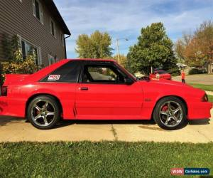 Classic 1992 Ford Mustang GT for Sale