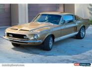 1968 Ford Mustang Shelby Cobra for Sale