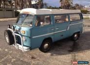 1977 Volkswagen Kombi poptop campervan for Sale