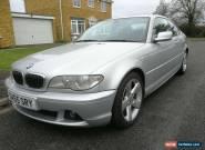 BMW 330 3.0 2006MY Ci SE for Sale