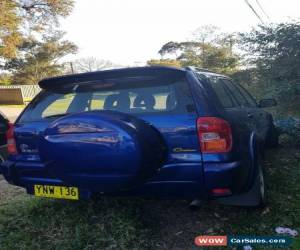 Classic Smart and sporty RAV 4  2001 5 speed blue-selling dirt cheap! for Sale