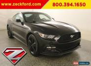 2017 Ford Mustang EcoBoost Premium for Sale