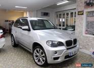 BMW X5 XDRIVE30D M SPORT 7 SEATS  Silver Auto Diesel, 2009  for Sale