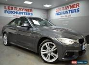 2014 14 BMW 4 SERIES 2.0 420D XDRIVE M SPORT 2D 181 BHP DIESEL for Sale