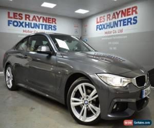 Classic 2014 14 BMW 4 SERIES 2.0 420D XDRIVE M SPORT 2D 181 BHP DIESEL for Sale