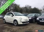 2010 10 FIAT 500 1.4 LOUNGE 3DR 99 BHP PANORAMIC ROOF for Sale