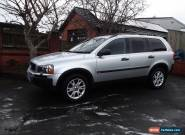 VOLVO XC90. SE. D5. Auto. AWD. Diesel. 2006. for Sale