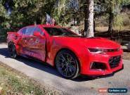 2018 Chevrolet Camaro ZL1 Coupe 2-Door for Sale