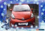 Classic TOYOTA AYGO FIRE Orange Manual Petrol, 2012  for Sale