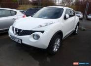 2012 NISSAN JUKE TEKNA DCI ** COLOUR NAVIGATION + HEATED LEATHER ** HATCHBACK DI for Sale