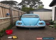 1970 Semi Auto Volkswagen Beetle  for Sale