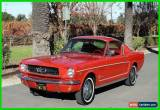 Classic 1965 Ford Mustang Fastback for Sale