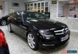 Classic MERCEDES C CLASS C220 CDI AMG SPORT EDITION PREMIUM PLUS Black Auto Diesel, 2014 for Sale