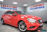 Classic 2014 14 MERCEDES-BENZ A CLASS 1.5 A180 CDI BLUEEFFICIENCY SPORT 5D 109 BHP DIESE for Sale