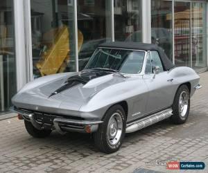 Classic Chevrolet: Corvette Convertible for Sale