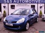 Renault Clio Dynamique 16v Turbo for Sale