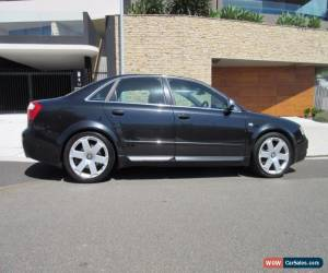 Classic Audi S4 Quattro (2004) Sedan, Manual (4.2L / V8) for Sale