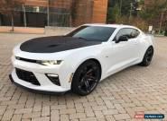 2017 Chevrolet Camaro SS for Sale