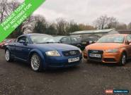 2003 53 AUDI TT 1.8 TURBO QUATTRO 3DR 221 BHP for Sale