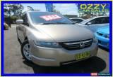 Classic 2005 Honda Odyssey 20 Luxury Bronze Automatic 5sp A Wagon for Sale