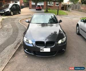Classic BMW  3 SERIES 320I M SPORT AUTOMATIC HEATED ELECTRIC LEATHER CONVERTIBLE E93 for Sale