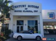 2005 Ford Mustang Base Convertible 2-Door for Sale