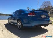 *2012 - SV6 HOLDEN COMMODORE (SERIES II)* for Sale
