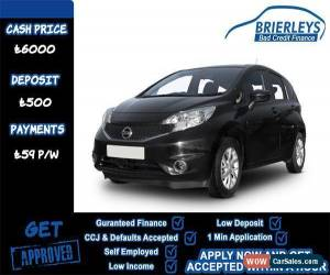 Classic 2014 Nissan Note Acenta Premium Dig-s 1.2 - GURANTEED FINANCE CCJ'S & DEFAULT for Sale