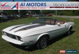 Classic 1973 Ford Mustang Convertible for Sale