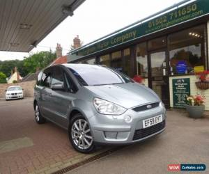 Classic 2009 Ford S MAX 2.2 TDCi Titanium 5dr 5 door MPV  for Sale